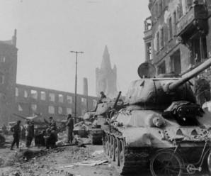 6 апреля 1945 года началась Кёнигсбергская наступательная операция