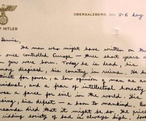 Письмо Ричарда Хелмса