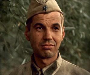 Нельзя начать жизнь второй раз. 83 года назад родился Георгий Бурков