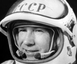 Шагнувший в космос. Алексею Леонову – 82 года!