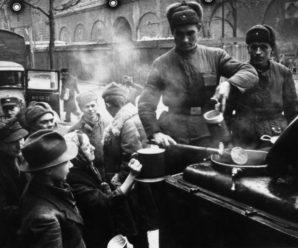 Натуральный кофе вместо расстрелов. Как советские солдаты возвращали Берлин к жизни