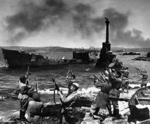 Как это было. 12 мая 1944 года советские войска полностью освободили Крым
