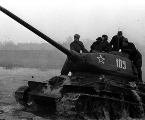 Последняя битва. 5 мая 1945 года началась Пражская наступательная операция советских войск