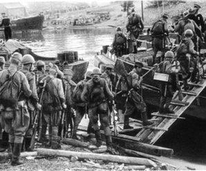 10 июня 1944 года началась Выборгско-Петрозаводская стратегическая наступательная операция