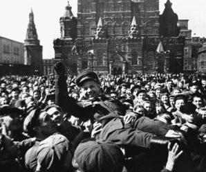 Триумф, длиною в вечность: 24 июня 1945 года  прошел первый Парад Победы на Красной площади