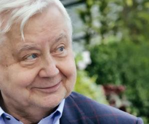 Не надо бояться быть глупым, смешным, нелепым. Олегу Табакову — 81 год!