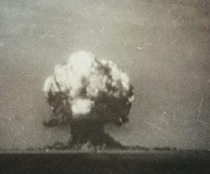 29 августа 1949 года первая отечественная атомная бомба успешно прошла испытание на полигоне