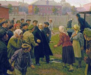 30 августа 1918 года. Фанни Каплан совершила покушение на Владимира Ленина
