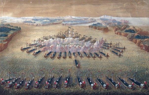 9 августа. День воинской славы России