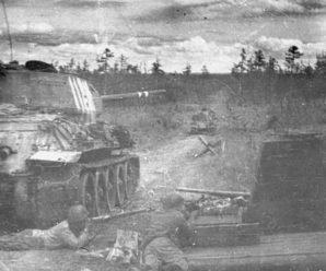 11 августа 1945 года началась Южно-Сахалинская наступательная операция советских войск в ходе Советско-Японской войны