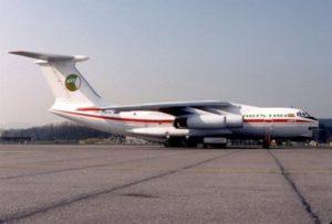 Легендарный борт RA-76842: побег из Кандагара