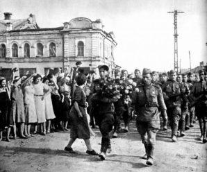 18 августа 1943 года завершилась Орловская наступательная операция