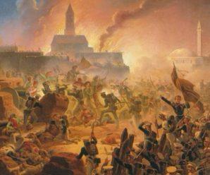 28 августа 1828 года русские войска сумели взять верх над многочисленной турецкой армией в Ахалцихской битве