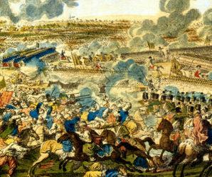 «…где меньше войска, там больше храбрых» 11 (22) сентября 1789 года состоялось Рымникское сражение