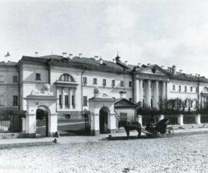 Рождение первого гражданского госпиталя Москвы