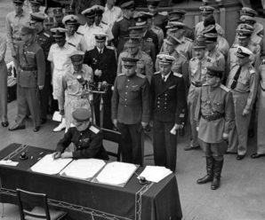 2 сентября 1945 года — день, когда закончилась Вторая мировая война