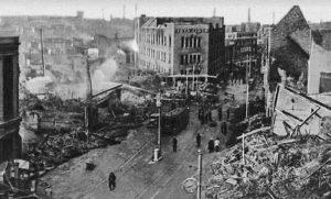 8 сентября - день освобождения Донецка от немецко-фашистских захватчиков