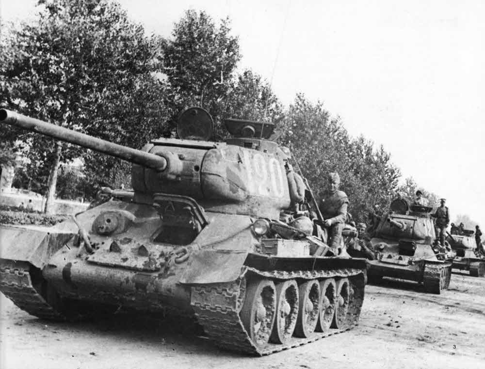 История появления танковых войск
