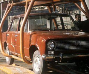 9 сентября 1970 года начат серийный выпуск «ВАЗ-2101» — «Жигули»