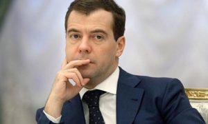 14 сентября 1965 года родился Дмитрий Медведев