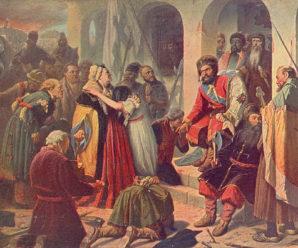 17 сентября 1773 года начало восстания под предводительством Емельяна Пугачева