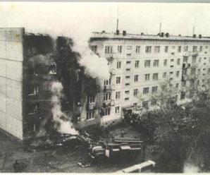 26 сентября 1976 года. Таран жилого дома самолетом Ан-2 в Новосибирске