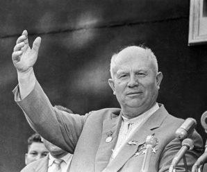 28 сентября 1953 года Н.С. Хрущёв принял пост первого секретаря ЦК КПСС