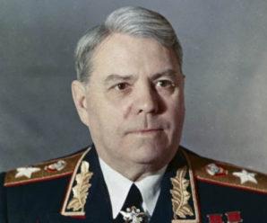 30 сентября 1895 года родился Александр Василевский