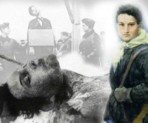 13 сентября 1923 года родилась Зоя Анатольевна Космодемьянская