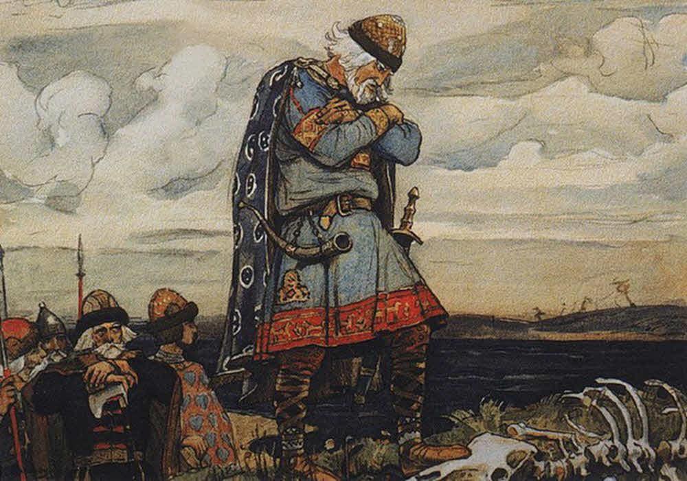 День памяти князя Олега