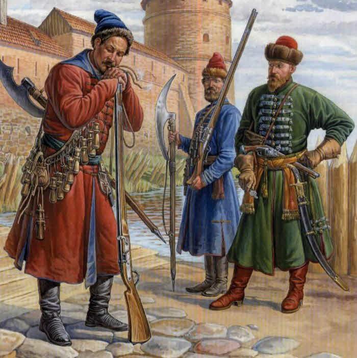 1 октября 1550 года заложены основы русской регулярной армии