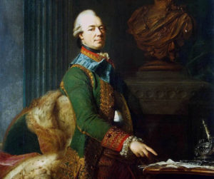 9 октября 1760 года Берлин капитулировал перед русским корпусом под началом генерала Чернышева