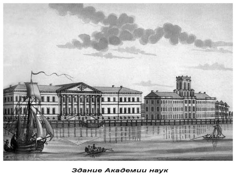 11 октября 1783 года - Российская Академия открывается в Петербурге