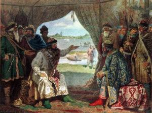 19 октября 1097 года провозгласили раздел Руси