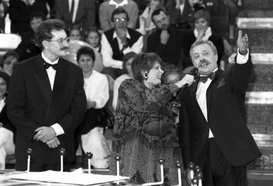 """25 октября 1990 года. Начало легендарной программы """"Поле Чудес"""""""