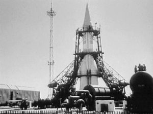 4 октября 1957 была открыта космическая эра в истории человечества