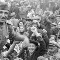 28 октября 1944 года советские войска полностью освободили территорию Украины от фашистских захватчиков