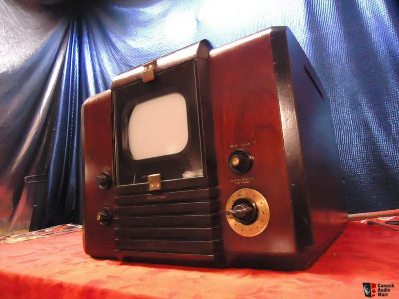 Первая звуковая телепередача в СССР