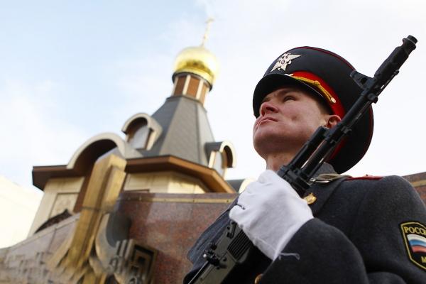 День сотрудников органов внутренних дел Российской Федерации