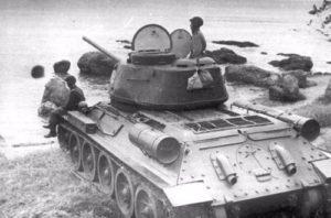 77 лет назад была принята на вооружение легендарная «тридцатьчетверка»