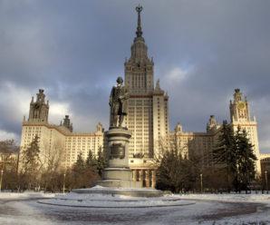 Иностранные студенты предпочитают Россию