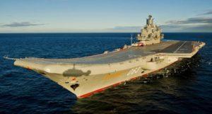 4 декабря 1985 года был спущен на воду будущий флагман Серверного флота ВМФ России