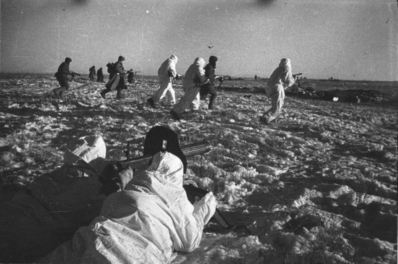 24 декабря 1943 года началась Днепровско-Карпатская операция