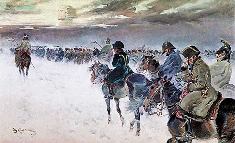 26 декабря 1812 года территория Российской империи была полностью освобождена от французской армии