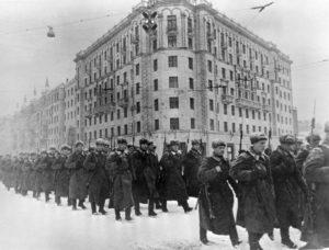 5 декабря – День воинской славы России – день начала контрнаступления советских войск в битве под Москвой