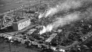 Армения вспоминает жертв землетрясения 1988 года
