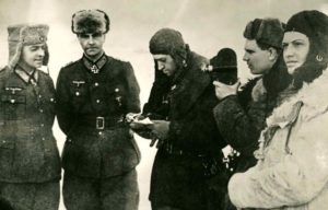 От Польши до Сталинграда - 31 января 1943 года в плен сдался фельдмаршал Паулюс