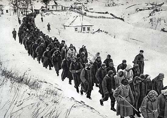 24 января 1944 года началась Корсунь-Шевченковская стратегическая наступательная операция советских войск