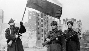 17 января 1945 года была освобождена Варшава
