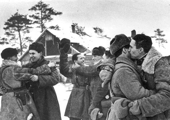 18 января 1943 года была прорвана блокада Ленинграда